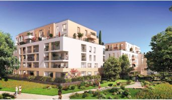 Photo du Résidence « Sur Parc » programme immobilier neuf à Noisy-le-Grand