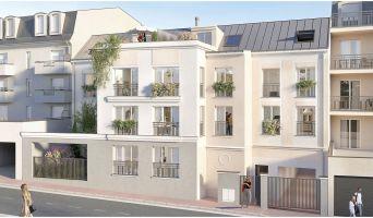 Photo du Résidence « Villa Historia » programme immobilier neuf en Loi Pinel à Noisy-le-Grand