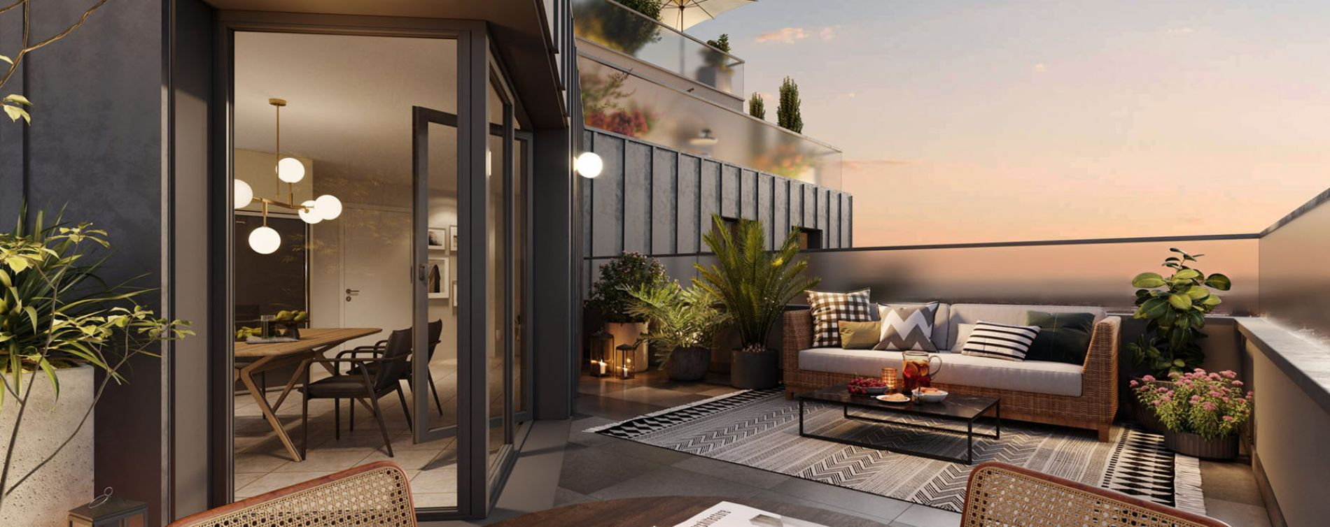 Noisy-le-Sec : programme immobilier neuve « Novo » en Loi Pinel (2)