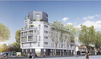Noisy-le-Sec : programme immobilier neuf « Novo » en Loi Pinel
