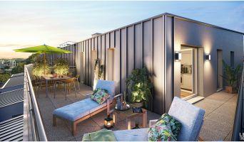 Photo du Résidence « Symbioz » programme immobilier neuf en Loi Pinel à Noisy-le-Sec