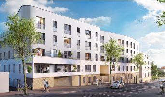 Noisy-le-Sec programme immobilier neuve « Symbioz » en Loi Pinel  (2)