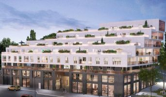 Photo du Résidence « Urban Park » programme immobilier neuf à Noisy-le-Sec
