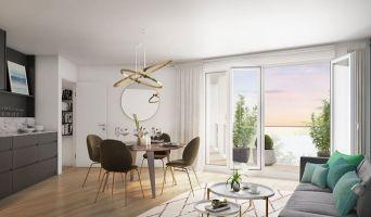 Noisy-le-Sec programme immobilier neuve « Urban Park »  (3)