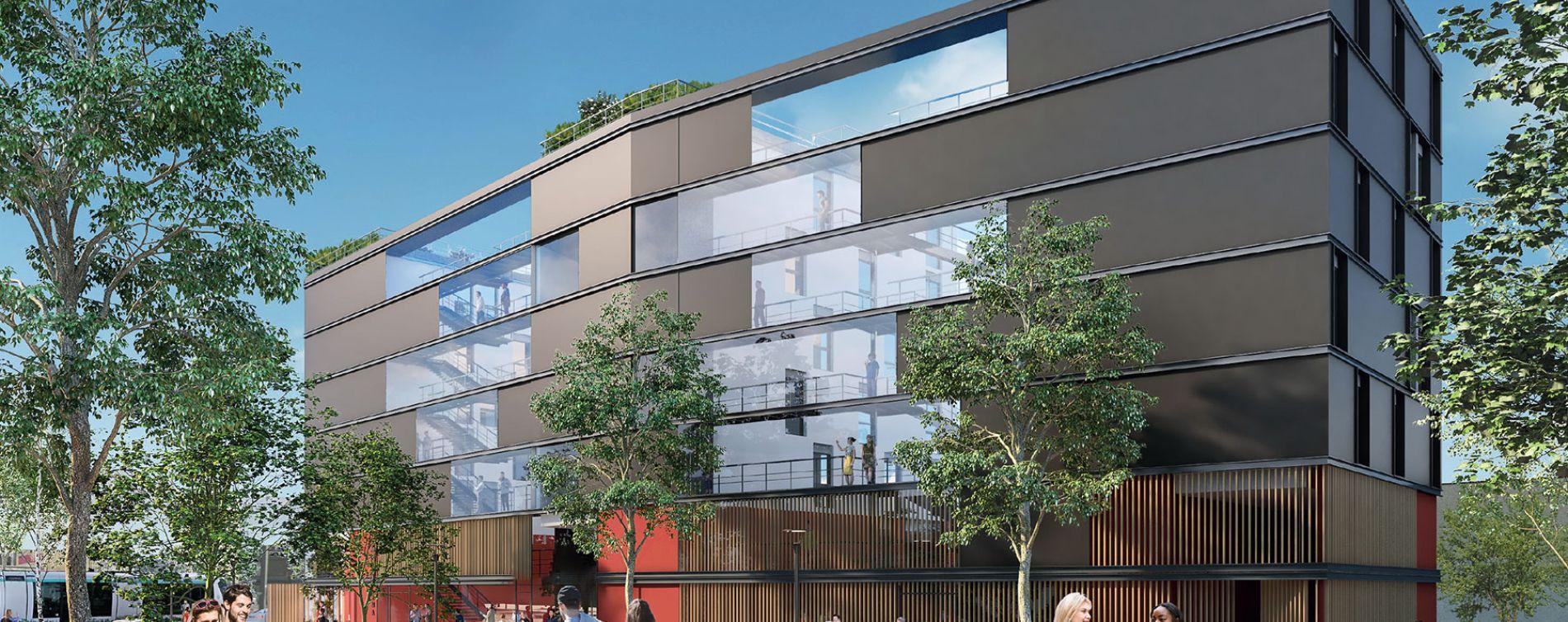 Résidence Campus Léna à Pierrefitte-sur-Seine