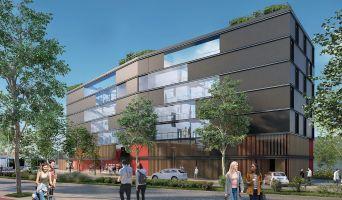 Photo du Résidence « Campus Léna » programme immobilier neuf à Pierrefitte-sur-Seine