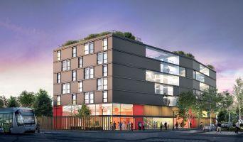 Résidence « Campus Léna » programme immobilier neuf à Pierrefitte-sur-Seine n°2