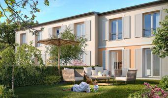 Pierrefitte-sur-Seine programme immobilier neuve « Domaine de la Butte » en Loi Pinel  (2)