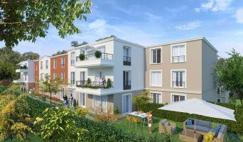 Pierrefitte-sur-Seine programme immobilier neuve « Domaine de la Butte » en Loi Pinel  (3)