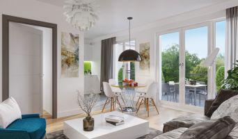 Pierrefitte-sur-Seine programme immobilier neuve « Domaine de la Butte » en Loi Pinel  (4)