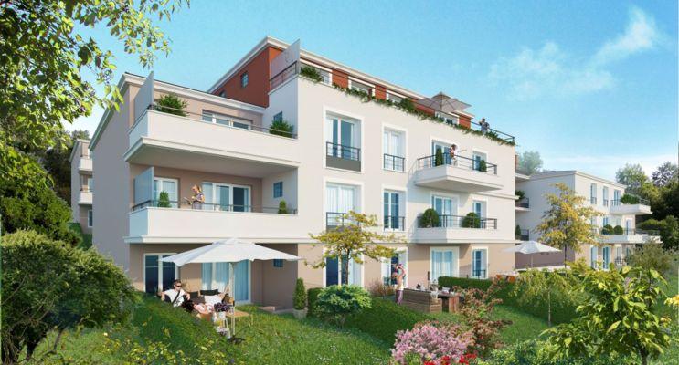Photo du Résidence « Domaine de la Butte » programme immobilier neuf en Loi Pinel à Pierrefitte-sur-Seine