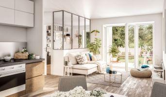 Pierrefitte-sur-Seine programme immobilier neuve « Le 197 » en Loi Pinel  (2)