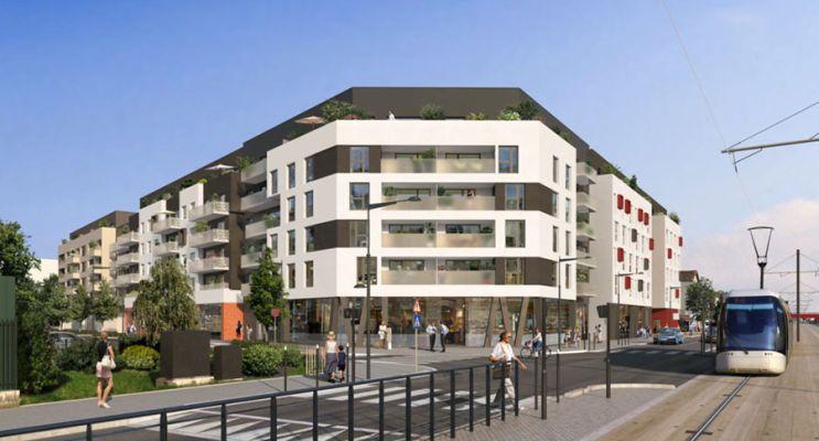 Pierrefitte-sur-Seine : programme immobilier neuf «  n°215731 » en Loi Pinel