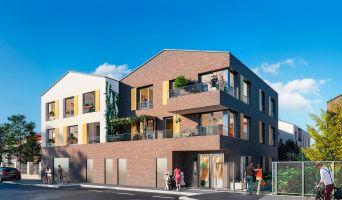 Photo du Résidence « Les Ormes » programme immobilier neuf en Loi Pinel à Romainville