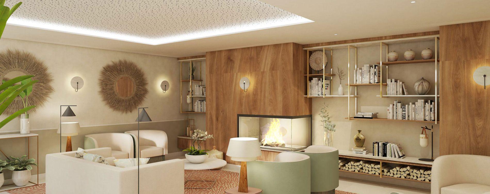 Romainville : programme immobilier neuve « Villa Saint-Germain » (2)