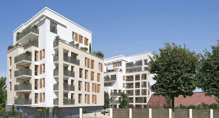 Photo du Résidence «  n°25150 » programme immobilier neuf à Rosny-sous-Bois