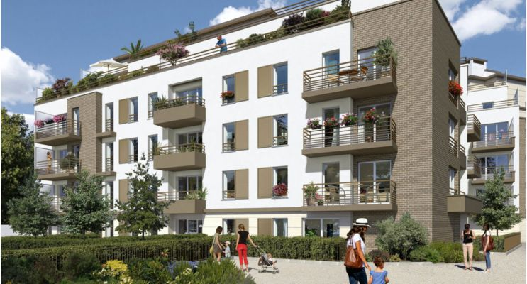 Photo n°2 du Programme immobilier n°215122