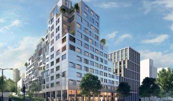 Photo du Résidence « Reflecto » programme immobilier neuf en Loi Pinel à Rosny-sous-Bois