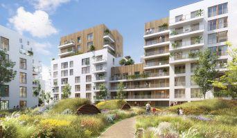 Rosny-sous-Bois programme immobilier neuve « Vertuose » en Loi Pinel