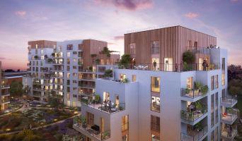 Rosny-sous-Bois programme immobilier neuve « Vertuose » en Loi Pinel  (2)