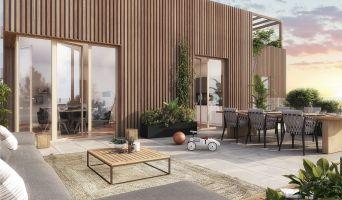 Rosny-sous-Bois programme immobilier neuve « Vertuose » en Loi Pinel  (3)
