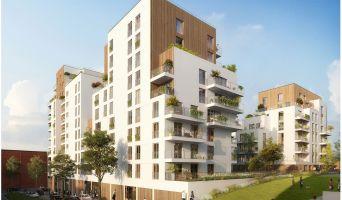 Rosny-sous-Bois programme immobilier neuve « Vertuose » en Loi Pinel  (4)