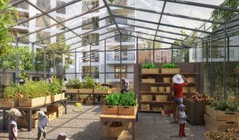Rosny-sous-Bois programme immobilier neuve « Vertuose » en Loi Pinel  (5)
