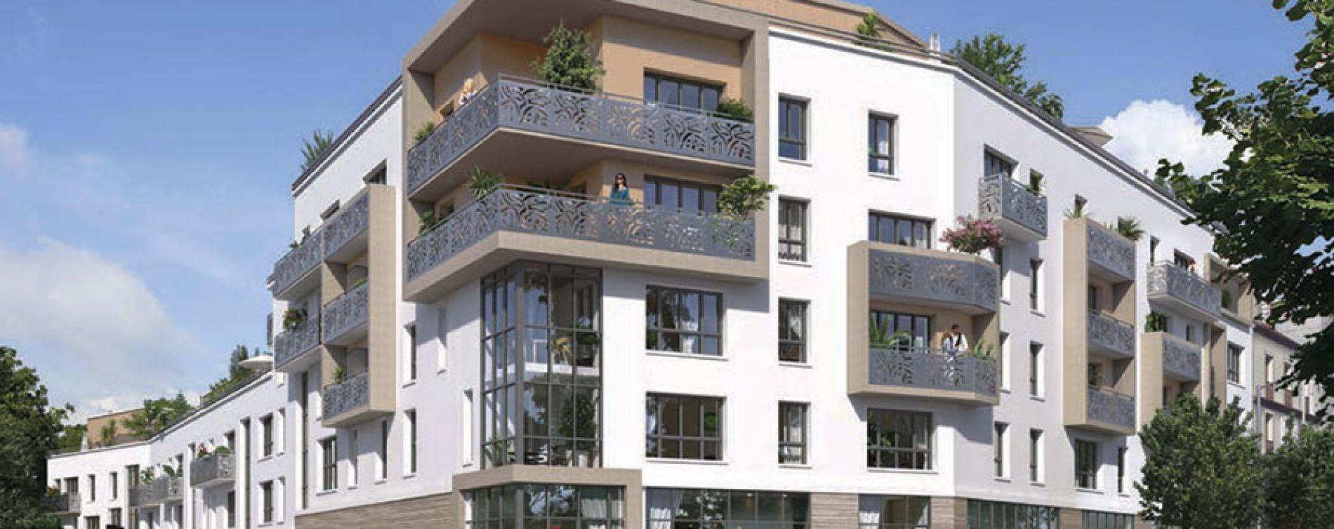 Saint-Denis : programme immobilier neuve « Programme immobilier n°211563 »