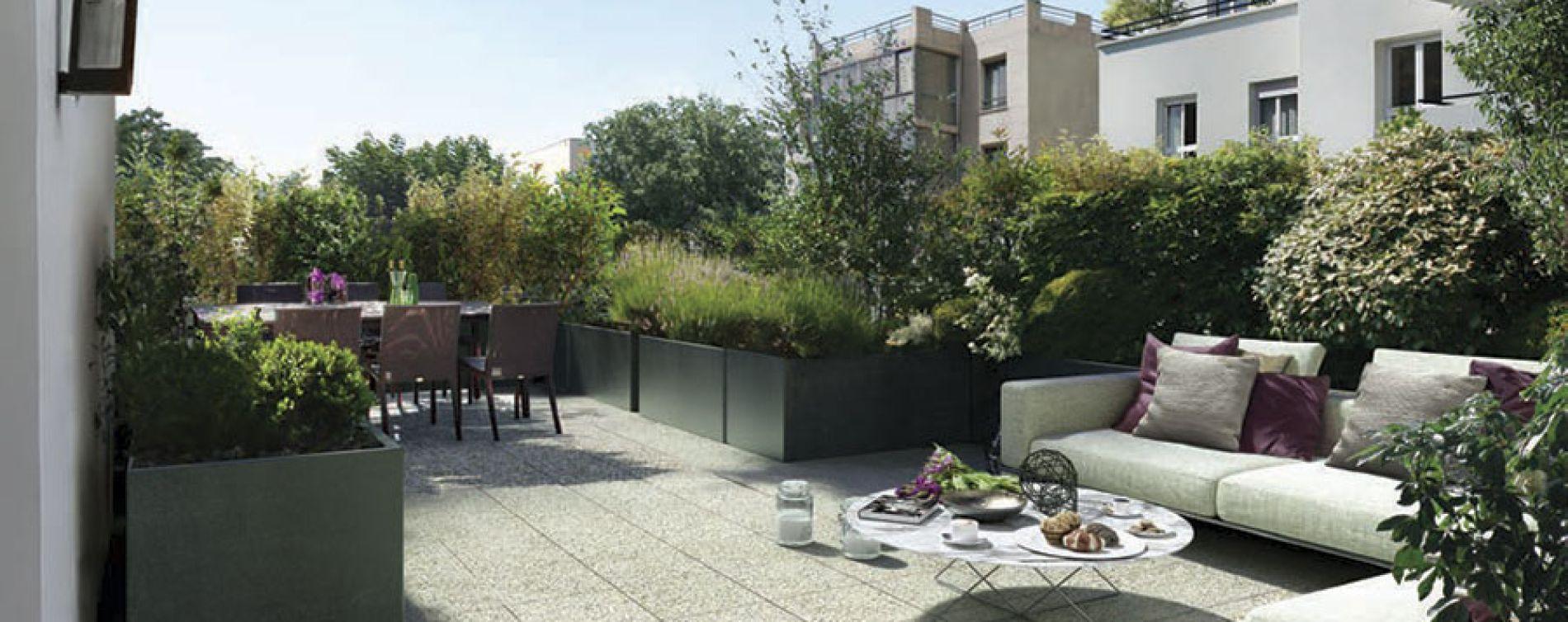 Saint-Denis : programme immobilier neuve « Programme immobilier n°211563 » (2)