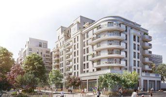Photo du Résidence « Égérie » programme immobilier neuf en Loi Pinel à Saint-Ouen-sur-Seine