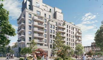 Saint-Ouen-sur-Seine programme immobilier neuve « Égérie »  (2)