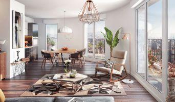 Saint-Ouen-sur-Seine programme immobilier neuve « Égérie »  (3)