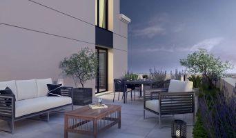 Saint-Ouen-sur-Seine programme immobilier neuve « Néo Déco »  (2)