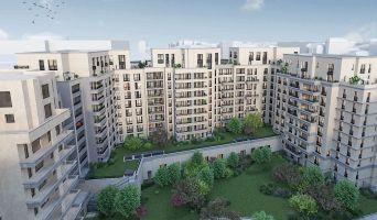 Saint-Ouen-sur-Seine programme immobilier neuve « Néo Déco »  (3)