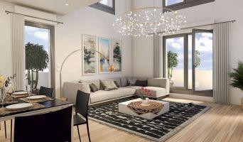 Saint-Ouen-sur-Seine programme immobilier neuve « Néo Déco »  (4)