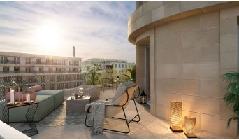 Saint-Ouen-sur-Seine programme immobilier neuve « Réciproque - Est » en Loi Pinel  (2)