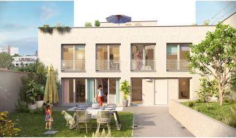 Saint-Ouen-sur-Seine programme immobilier neuve « Réciproque - Est » en Loi Pinel  (3)