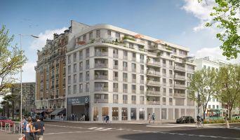 Saint-Ouen-sur-Seine programme immobilier neuf « Réciproque - Ouest » en Loi Pinel