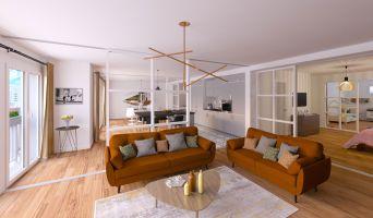 Saint-Ouen-sur-Seine programme immobilier neuve « Réciproque - Ouest » en Loi Pinel  (3)