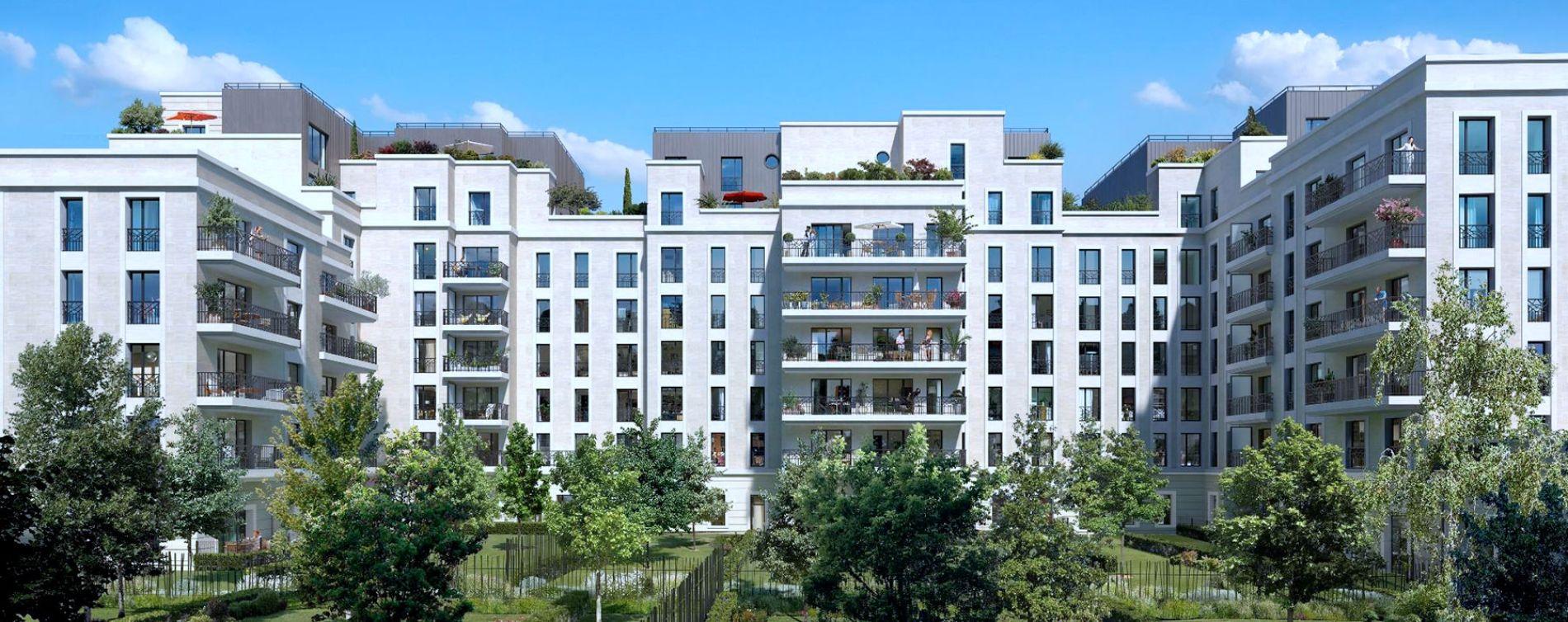 Résidence Rue Pablo Picasso - Bât. A à Saint-Ouen-sur-Seine