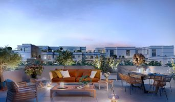 Photo du Résidence « Rue Pablo Picasso - Bât. A » programme immobilier neuf en Loi Pinel à Saint-Ouen-sur-Seine