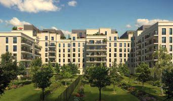 Photo du Résidence « Rue Pablo Picasso - Bât. B » programme immobilier neuf à Saint-Ouen-sur-Seine
