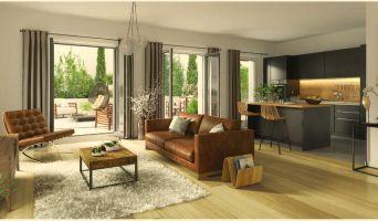 Saint-Ouen-sur-Seine programme immobilier neuve « Rue Pablo Picasso - Bât. B »  (2)