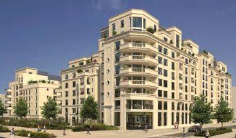 Photo du Résidence « Rue Pablo Picasso - Bât. D » programme immobilier neuf à Saint-Ouen-sur-Seine