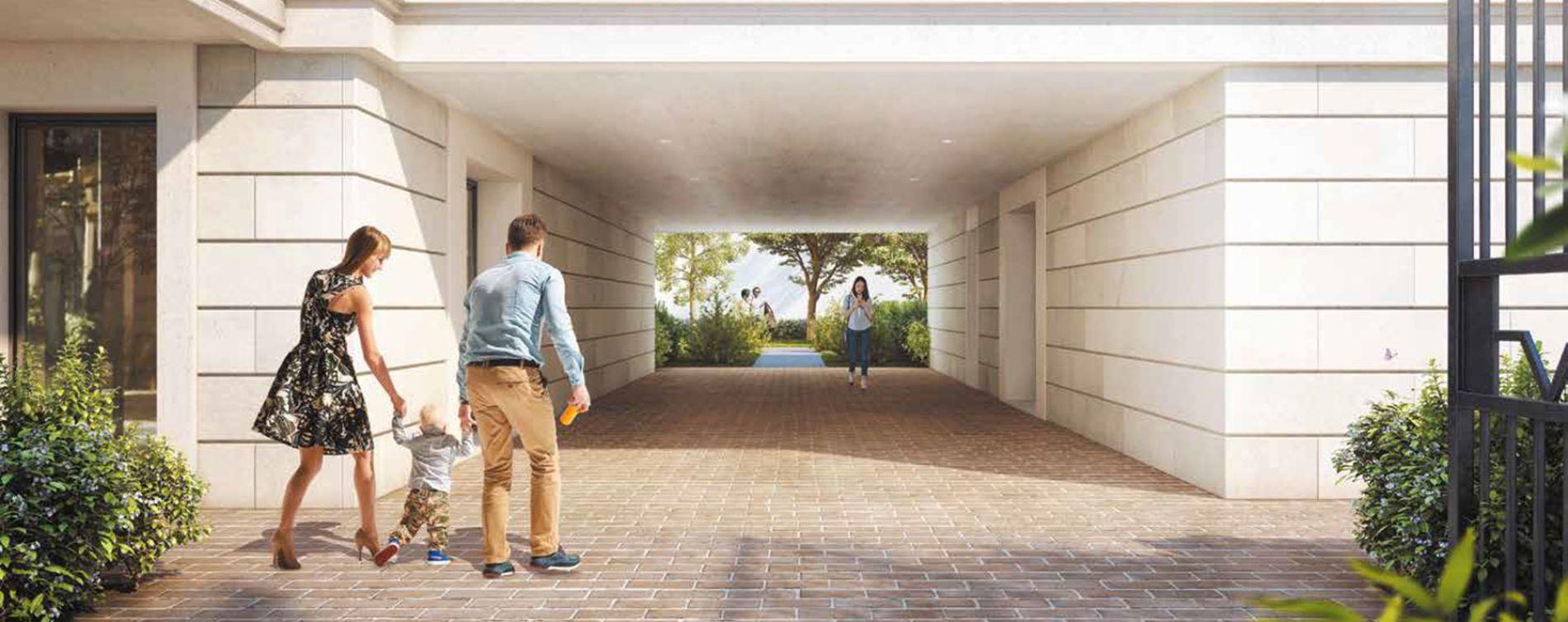 Saint-Ouen-sur-Seine : programme immobilier neuve « Society » (3)