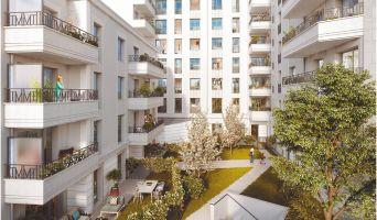 Photo n°2 du Résidence « Society » programme immobilier neuf en Loi Pinel à Saint-Ouen-sur-Seine