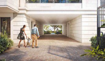 Photo n°3 du Résidence « Society » programme immobilier neuf en Loi Pinel à Saint-Ouen-sur-Seine