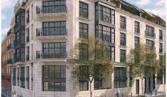 Saint-Ouen-sur-Seine : programme immobilier neuf «  n°216936 » en Loi Pinel