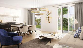 Résidence « Society » programme immobilier neuf en Loi Pinel à Saint-Ouen n°4