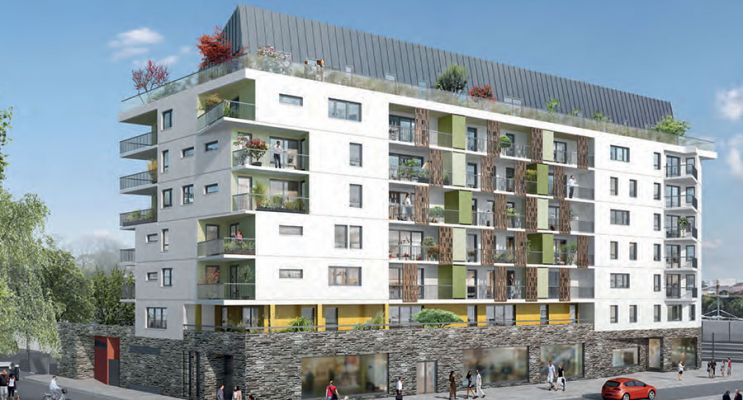 Résidence « Val Setenis » programme immobilier neuf en Loi Pinel à Stains n°1